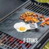 Grillmat (voor BBQ) - 2 stuks